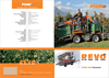 PIUMA - Model 4WD - Fruit Harvesting Machine Brochure