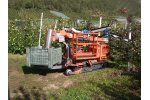 PIUMA  - Fruit  Harvesting  Machine