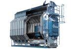 Delux - Model DP Series - Grain Dryer