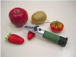 Turoni - Model 53000C - Fruit and Grapes Refractometer