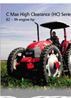 TECHNO - Model REX F T2 - Tractors Brochure