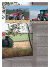 Landini Multifarm - Model T2 and T3 - Medium Low Power Tractors Brochure