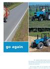 Model 60 Series T2 - Tractors Brochure