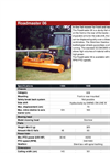 Roadmaster - 06 - In-Line Flail Mowers  Brochure
