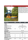 Roadmaster - 02S - Side Flail Mowers Brochure