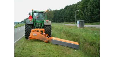 Votex - Model Jumbo - Side Flail Mowers