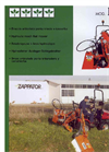 Brushcutters - DZ.1 - Hydraulic Reach Flail Mower  Brochure