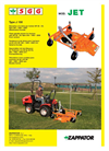 Jet - J 150 - Lawnmowers  Brochure