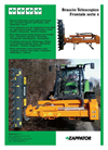 Braccio - 4 - Front Telescopic Arm Brochure