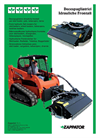 Descespugliatrice - - Front Hydraulic Flail Mowers Brochure