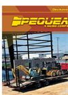 Pequea - Model 25 G - Compact Manure Spreaders Brochure