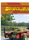 Pequea - Model 175 P - Manure Spreaders Brochure