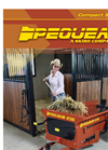Pequea - Model 35 G - Compact Manure Spreaders Brochure