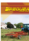 Pequea - Model HR 1140 - Rotary Rakes Brochure
