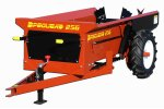Pequea - Model 25 G - Compact Manure Spreaders
