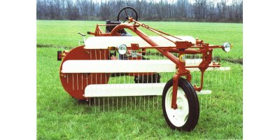 Model 369  - Mechanical Movement Motor Side Delivery Rake