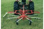 Model 981 - Revolving Tedder