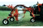 Model 1086/1188 - Hydraulic Mounted Comb Hay Rake