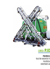 Florida - Model P.PR - Tractor Mounted Field Sprayers Brochure