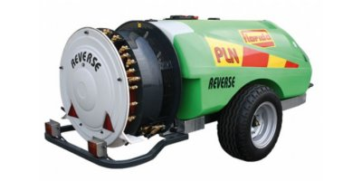 REVERSE  - Model PLN - Trailed Airblast Sprayer