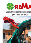 CASTORO - Electric Self Propolled Silo Unloading Machine Brochure