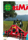 Model MX - Rotary Harrows Brochure
