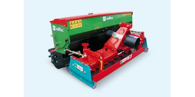 Grazioli - Model Green series - Rotary Harrow