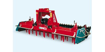 Grazioli - Model NE /NEX-M - Rotary Harrow