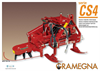 Model CS 4 - Inter-Row Power Harrows Brochure