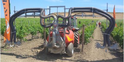 Mounted Low Volume Sprayers