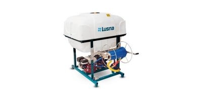 Lusna - Model 400 Lt - Mounted Garden Sprayer