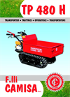 Model TP285 - Tracked Minidumper Brochure