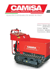 Model TP 500 - Tracked Minidumper Brochure