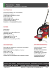 Model Fs60 - Motormowers Brochure