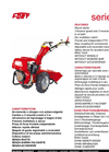 Model 280 Series - Motor Cultivators Brochure