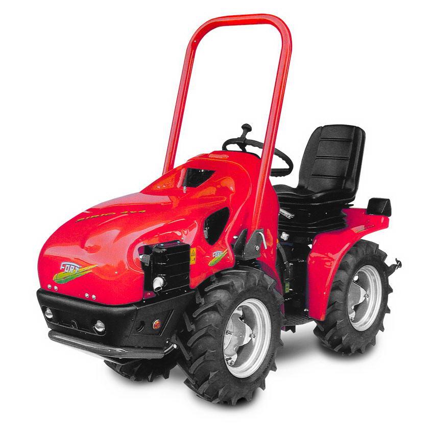 mini trattore 4x4