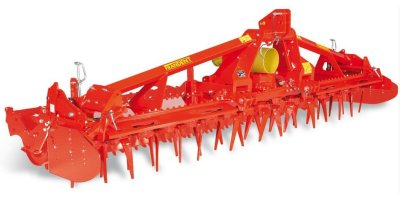 ETERNUM - Model R.22 - Fixed Harrow