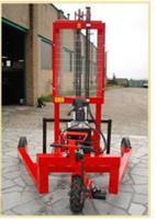 Tecnomeccanica - Model SM2650 - Moving Lift for Hay Balls Storage