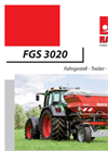 Model FGS - Fertiliser Spreader Brochure
