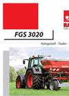 Model FGS - Fertiliser Spreader Brochure