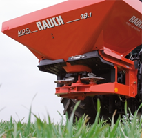 Rauch - Model MDS - Compact professional spreaders