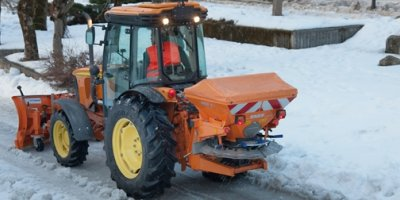 Model AXEO 2.1 - Winter Service Spreader