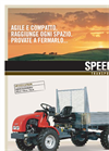 SPEEDY - Model YE-R2E-R2E PLUS - Terrain Vehicles Brochure