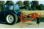 Rotor Speedy - Model 80 – 100 Hp - Stump Grinders with Drill