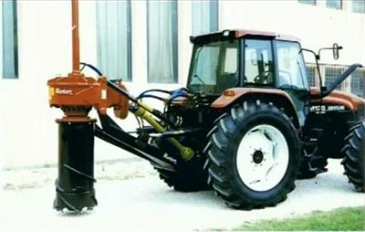 Rotor - Model S 150 - 250 Hp - Stump Grinders with Cylinder