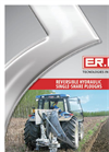 ER. MO. - Reversible Hydraulic Single-Share Ploughs - Brochure