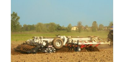 Model FE 400 - Stubble Combined Cultivators