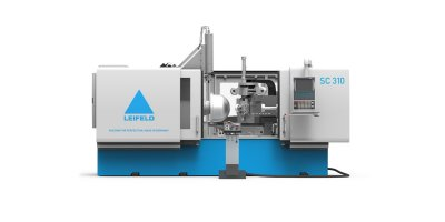 Model SC series - High Performance Metal Spinning Machine