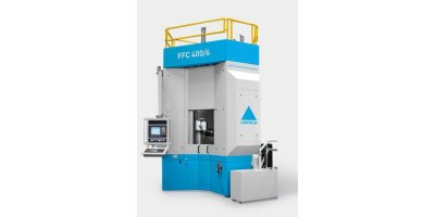 Model FFC series - Metal Spinning Machine