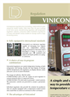 VINICONTROL - Temperature Regulators Brochure